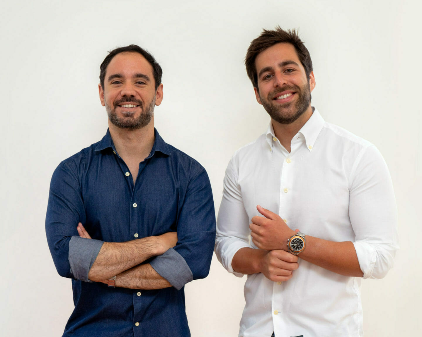 Francisco & Bernardo - Whome Founders