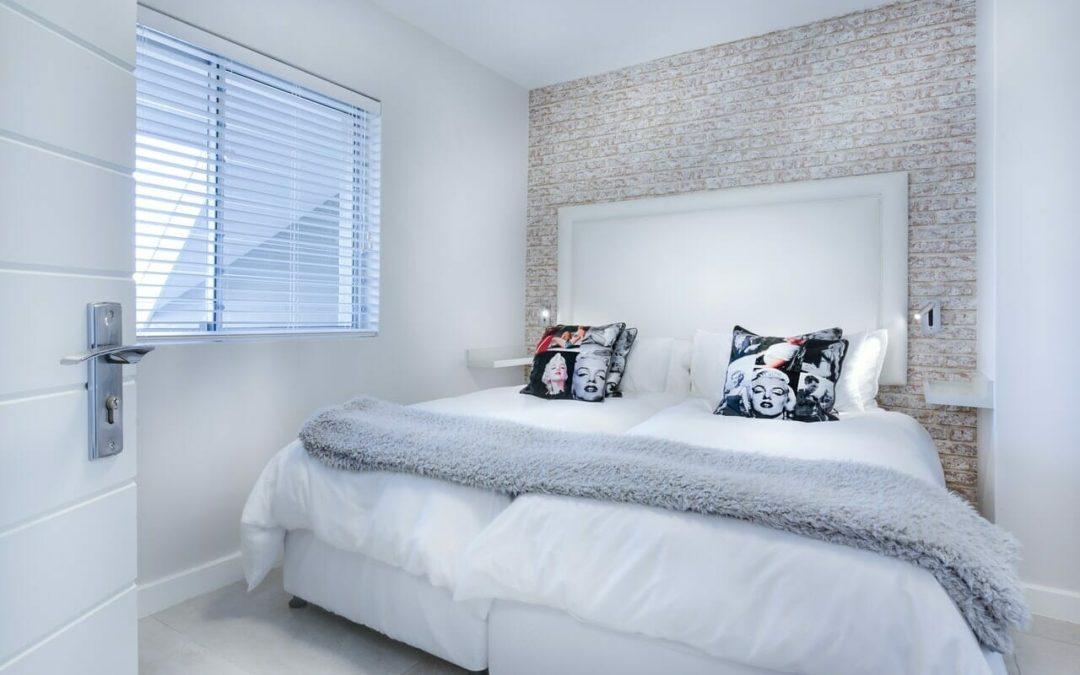 airbnb maintenance, bedroom